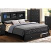 Glory Furniture Storage Panel Bed