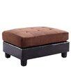 Glory Furniture Paloma Ottoman