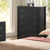 Glory Furniture 5 Drawer Chest