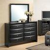 Glory Furniture 8 Drawer Dresser