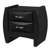 Glory Furniture Leon 2 Drawer Nightstand