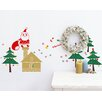 Pop Decors Christmas Wall Decal
