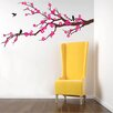 Pop Decors Prosperous Cherry Blossom Wall Decal