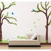 Pop Decors Love Twin Tree Wall Decal