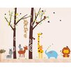 Pop Decors Party in the Woodland Wall Decal