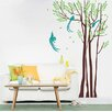 Pop Decors Phoenix in The Forest Wall Decal
