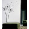Pop Decors Natural Flowers Dandelions Wall Decal