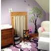 Pop Decors Bunny and Love Tree Wall Decal