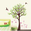 Pop Decors Living with Love Wall Decal