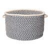 Colonial Mills Twisted Natural Wool Basket