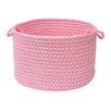 Colonial Mills Color Tweed Indoor/Outdoor Basket