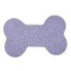 Colonial Mills Dog Bone Color Edge Pet Mat