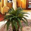 Metal Pot Planter - Floral Home Decor Planters
