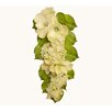 Floral Home Decor Hydrangea Magnolia Flowers Swag
