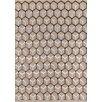 Momeni Cielo Hand-Woven Copper/Natural Area Rug