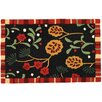 Homefires High Country Pine Cones Outdoor Area Rug