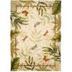 Homefires Butterflies and Dragonflies Area Rug