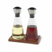 Cole & Mason Flow Select 2-piece Oil and Vinegar Dispenser Set