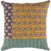 Surya Bold Bohemian Cotton Throw Pillow