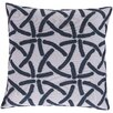 Surya Overlapping Circles Throw Pillow