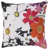 Surya Fabulous in Floral Throw Pillow