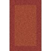 Surya Mystique Rust Solid Area Rug