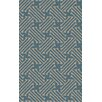 Surya Stamped Slay Geometric Rug
