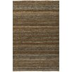 Surya Tibet Brown Striped Rug