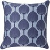 Surya Kabuki Florence Broadhurst Cotton Throw Pillow