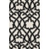 Surya Paddington Beige/Charcoal Suzani Area Rug