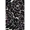 Surya Paddington Beige/Black Floral Area Rug