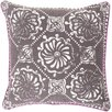 Surya Cotton Throw Pillow