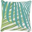 Surya Ulani Leaves   OutdoorThrow Pillow