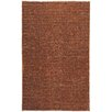 Surya Harvest Rust Brown/Tan Solid Area Rug