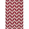 Surya Fallon Venetian Red Area Rug