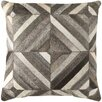 Surya Lycaon Leather Pillow Cover