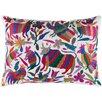 Surya Toli Cotton Lumbar Pillow