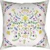 Surya Spanish Patchwork Indoor/Outdoor Throw Pillow