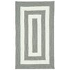 Capel Rugs Willoughby Beige Striped Outdoor Area Rug