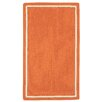 Capel Rugs Allentown Terra Cotta Solid Area Rug