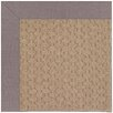Capel Rugs Zoe Grassy Mountain Machine Tufted Evening/Brown Area Rug