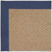 Capel Rugs Zoe Machine Tufted Brown and Beige Area Rug