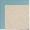 Capel Rugs Zoe Sea Blue Area Rug