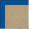 Capel Rugs Zoe Machine Tufted Reef Blue/Brown Area Rug