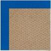 Capel Rugs Zoe Machine Woven Blue/Brown Area Rug