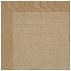 Capel Rugs Zoe Machine Tufted Light Gold Area Rug