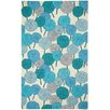 Capel Rugs Stick Candy Blue Area Rug