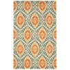 Capel Rugs Malaysion Terra Cotta Area Rug