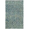 Capel Rugs Charisma Green Mosaic Area Rug