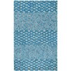 Capel Rugs Charisma Bluebell Mosaic Area Rug